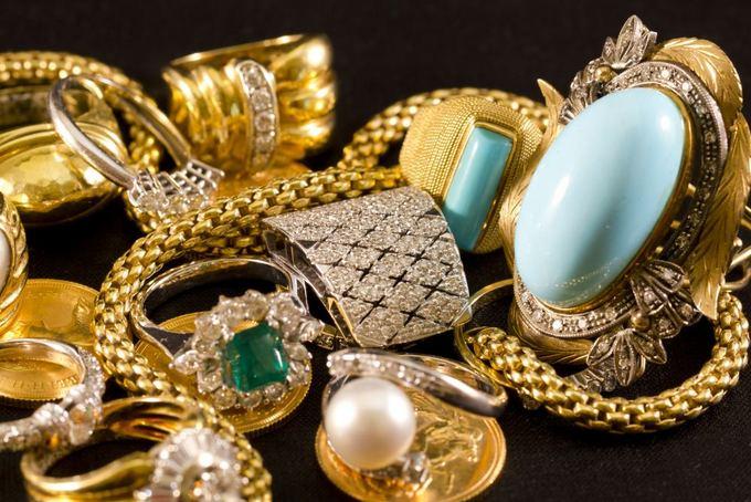 Aukso papuošalai